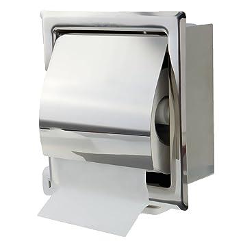 Schön KING DO WAY Toilettenpapierhalter in der wand montierten edelstahl  EK92