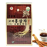 korean red ginseng tea - ROM AMERICA Korean Red Ginseng Tea Extract, 3g X 100 Count [300g] 고려 홍삼차 골드