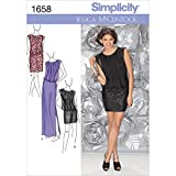 Simplicity Creative Group Inc - Patterns Party Dresses Review and Comparison