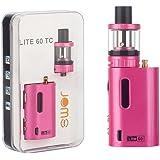 JOMO TECH E Cigarettes Lite 60W Temp Control Box Mod Sub Ohm Ecigs Kit Ego E Shisha Pen Box Mods Starter Kit