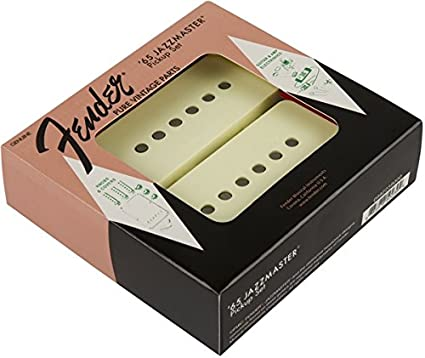 amazon com: fender pure vintage '65 jazzmaster pickup set: musical  instruments