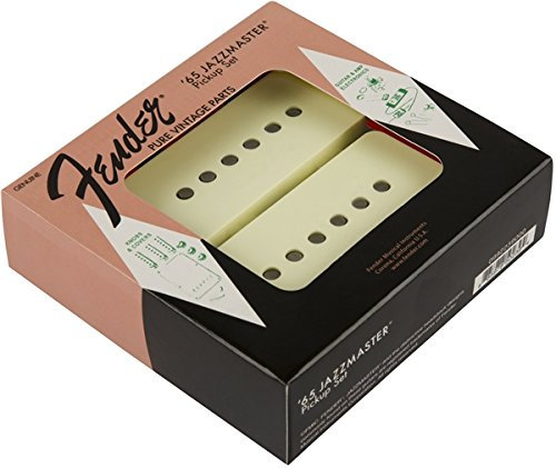 Genuine Gear Master - Fender Pure Vintage '65 Jazzmaster Pickup Set