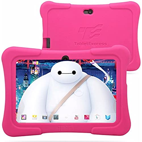 Dragon Touch Y88X 7-Inch Quad Core Android Kids Tablet with Wi-Fi, Camera and Games HD Kids Edition Zoodles Pre-Installed Coupons