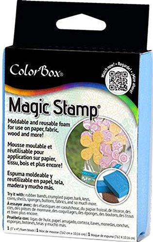 Magic Stamps - ColorBox Magic Stamp, Single Block