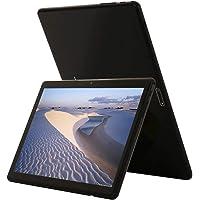 Teléfono con Tableta de 10 Pulgadas, PC con Tableta de 8 núcleos, Android 8.0, Octa Core, 1920x1200 IPS, 4 GB de RAM, 64 GB de ROM, 3G 4G LTE Doble SIM WiFi GPS (Negro)
