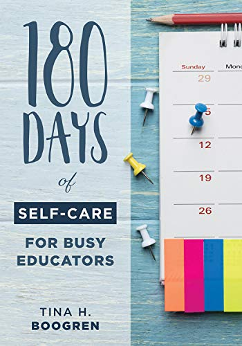 180 Days of Self-Care for Teachers