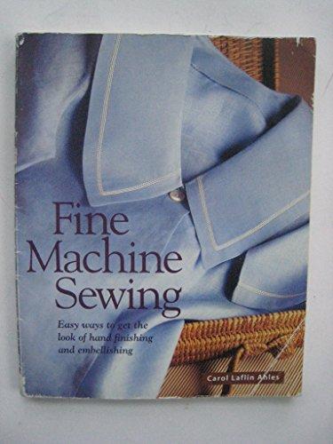 Fine Machine Sewing (Fine Machine Sewing)