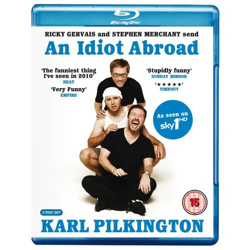 An Idiot Abroad [Blu-ray] (Ship Abroad)