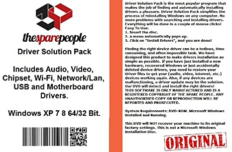Amazon com: Driver Solution Pack For Dell Optiplex 360 Dt
