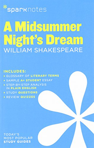 a-midsummer-nights-dream-sparknotes-literature-guide-sparknotes-literature-guide-series