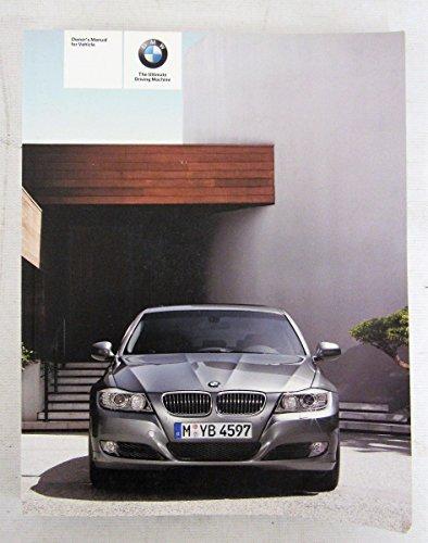 2012 BMW 3 Series Sedan / Sport Wagon / 323i / 328i / 335i / 335d / M3 / xDrive Owners Manual Guide Book - 323i Sport Wagon