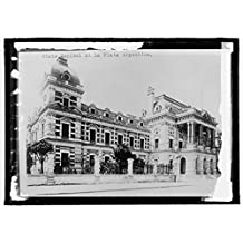 16 x 20 Gallery Wrapped Frame Art Canvas Print of State Capitol, La Plata, Argentina 1914 National Photo Co 91a