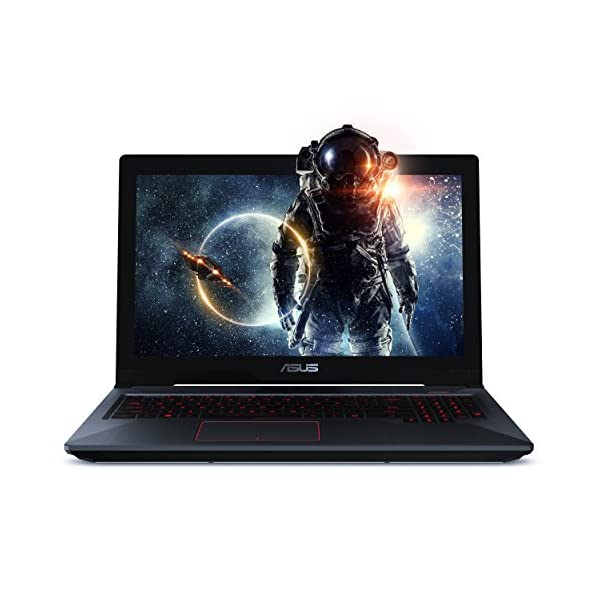 "ASUS FX503 Gaming Laptop, 15.6"" 120Hz Full HD, Intel i5-7300HQ Processor, GeForce GTX 1060, 8GB DDR4, 128GB M.2 SSD + 1TB HDD, Windows 10 Home - FX503VM-NS52 1"