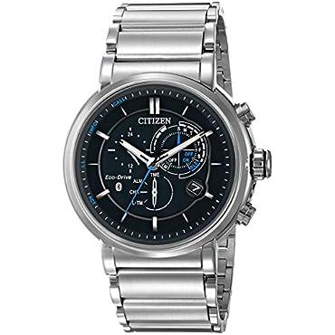 Citizen Men's Quartz Stainless Steel Watch, Color:Silver-Toned (Model: BZ1000-54E)