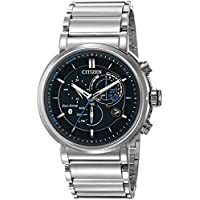 Citizen Proximity Chronograph Perpetual Men's Bluetooth Watch