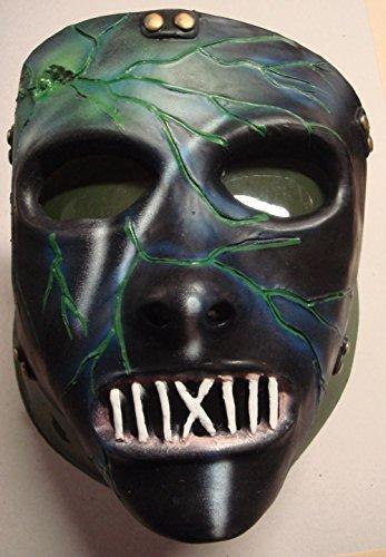 WRESTLING MASKS UK Paul Gray Style Slipknot Latex Mask]()