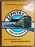 Zephyrs thru the Rockies, featuring America's train ... the Rio Grande Zephyr