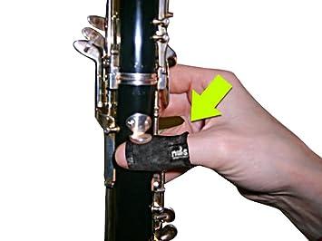 Amazon.com: NUBS Protectores de pulgar para saxofón, oboe ...