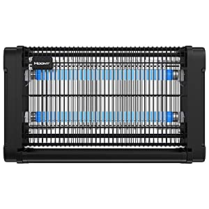 Hoont Powerful Indoor Electronic Bug Zapper – Covers 6,500 Sq. Ft. – 360 Degrees Protection / Fly Killer, Insect Killer, Mosquito Killer – For Residential, Commercial and Industrial Use