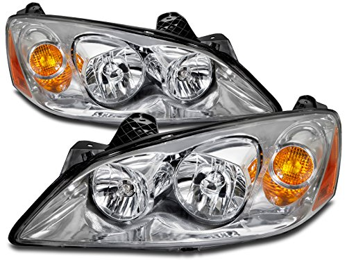 09 pontiac g6 headlight assembly - 4