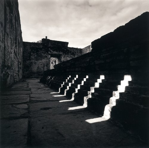 Ladders of Light, Sukhothai, Thailand 2000