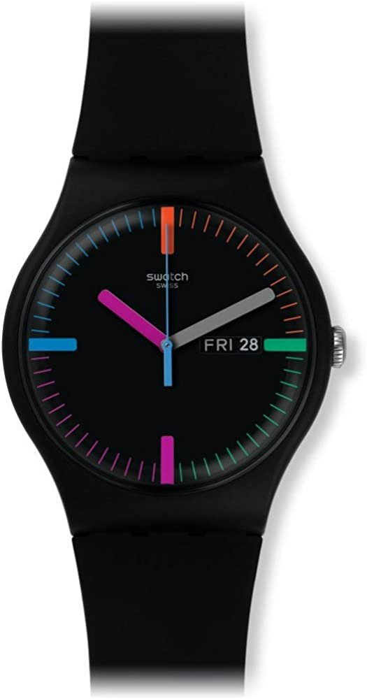 Suob719 Swatch The esRelojes New IndexterAmazon Watch Gent 34A5jRL
