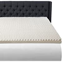 Beautyrest 3' Convoluted Foam Mattress Topper, Queen