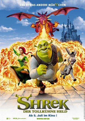 Shrek - Der tollkühne Held Film