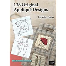 138 Original Appliqué Designs