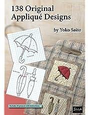 138 Original Appliqué Designs