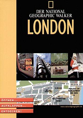 National Geographic Explorer - London. Öffnen, aufklappen, entdecken