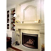 "Biggest Sale Ever .... 50% off ** 72"" Castello Cast stone fireplace Mantel Biggest Sale Ever"