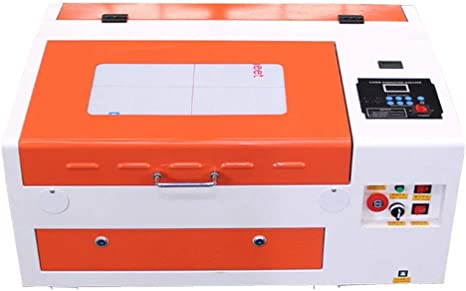 Updated Version TEN-HIGH 3020 12x 8 40W 110V CO2 Crafts Laser Engraving Machine with USB Port