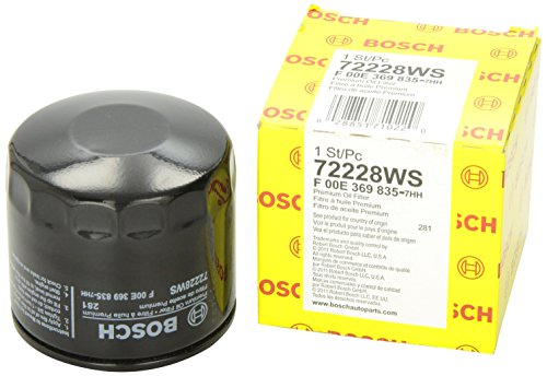 Bosch 72228WS / F00E369835 Workshop Engine Oil Filter