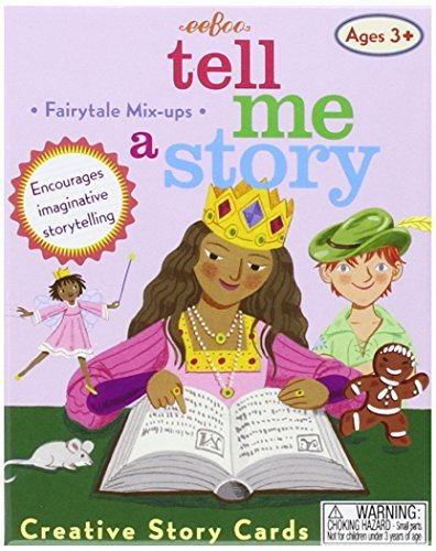 Story Fairy Tale Mix (eeBoo Tell me a Story - Fairy Tale Mix up by eeBoo)