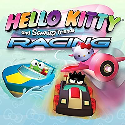 Hello Kitty and Sanrio Friends Racing [Download]