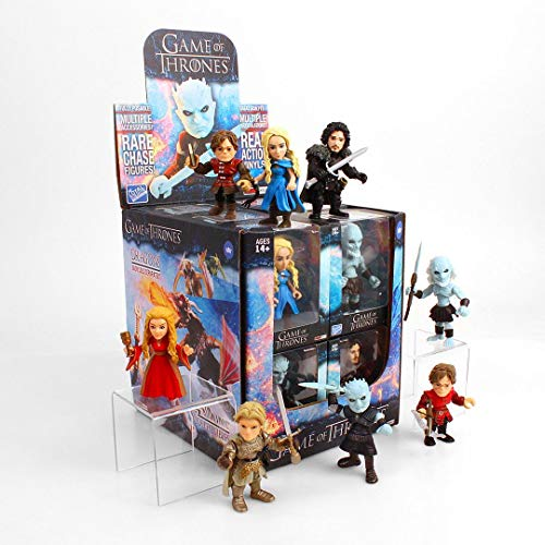 The Loyal Subjects Game of Thrones Action Vinyls Window Box Assortment (12 Figures) Action Figure Assortment 12 Figures
