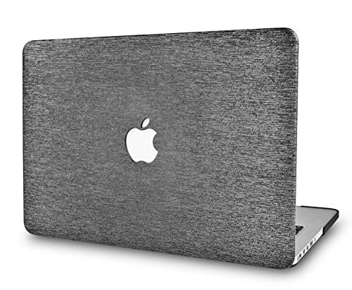 LuvCase Hard Shell Case Cover Compatible Old MacBook Pro 13