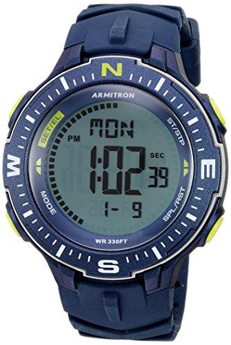 Navy Blue Digital Sport Watch - 5