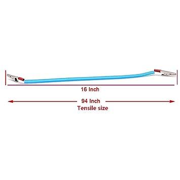 flexibles, el/ásticas, 4 unidades Pinzas para servilleta dental RZJZGZ