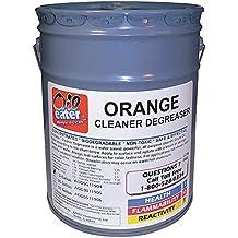 Cleaner Degreaser, Orange Scent, 5 Gal