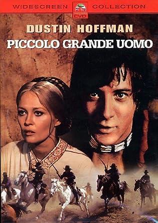 Piccolo Grande Uomo: Amazon.it: Hoffman/Dunaway/Geor, Hoffman/Dunaway/Geor:  Film e TV