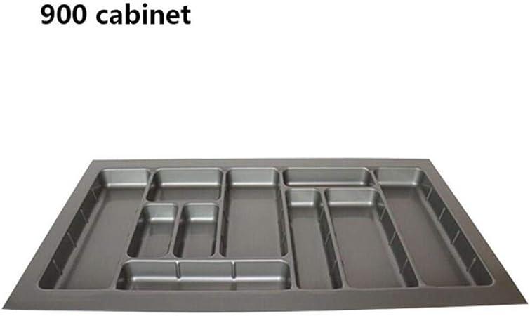yamybox Cajón de Cocina Bandeja de Cubiertos gabinete Palillos Caja de Almacenamiento Bandeja de Buffet vajilla Tablero de partición Bandeja de Cubiertos Organizador, G: Amazon.es: Hogar