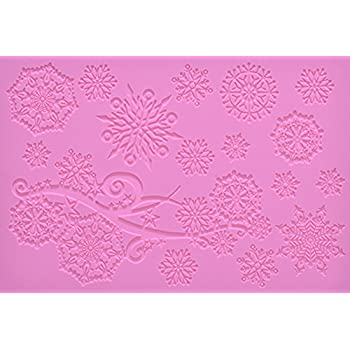 Amazon Com Crystal Large Silicone Lace Mat By Claire