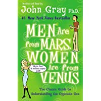 Image for Men Are from Mars, Women Are from Venus: The Classic Guide to Understanding the Opposite Sex