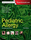 Pediatric Allergy: Principles and Practice, 3e