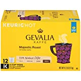 Gevalia Majestic Roast Keurig K Cup Coffee Pods (72 Count, 6 Boxes of 12)