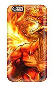 Eric J Green Iphone 6 Hybrid Tpu Case Cover Silicon Bumper Dragon