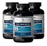 Female Sexual libido Enhancement Pill - Female LIBIDO Booster - Powerful Formula - rhodiola rosea Brain Supplement - 3 Bottles 180 Capsules