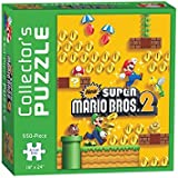 New Super Mario Bros. 2 Collector's Puzzle - 550 Piece by USAopoly